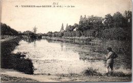 91 VIGNEUX SUR SEINE - Le Lac - Vigneux Sur Seine