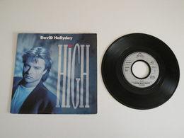 David Hallyday - High / True Cool (1988) Scotti Bros - Rock