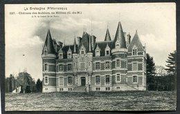CPA - La Bretagne Pittoresque - Château Des Aubiers, En Hillion - Autres Communes