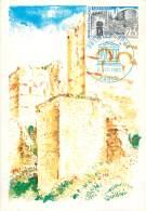 1ER JOUR -  UNESCO -  MUR D'ENCEINTE INTERIEUR - ISTANBUL - TURQUIE - Cartes Postales