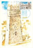 1ER JOUR -  UNESCO -  MAURITANIE - CHINGUETTI - LA MOSQUEE - Cartes Postales