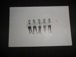 Femmes ( 514 )  Vrouw Femme    Illustrateur Pas Signée - 1900-1949