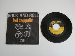 Led Zeppelin - Rock And Roll / Four Sticks (1972) Atlantic - Rock