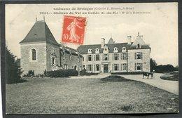 CPA - Château De Bretagne - Château Du Val Au GUILDO, à M. De La Blanchardière, Animé - Saint-Cast-le-Guildo
