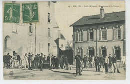 BILLOM - Ecole Militaire - Manoeuvre De La Pompe - France