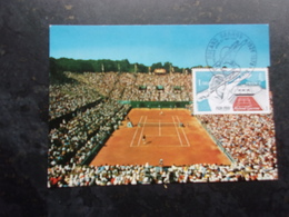 FRANCE (1978) TENNIS Stade Roland Garros - Unclassified