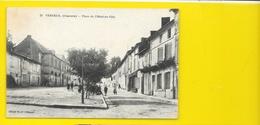VERTEUIL Place De L'Hôtel De Ville (Evescot) Charente (16) - France
