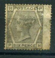 GRANDE-BRETAGNE ( POSTE ) : Y&T N°  52  TIMBRE  TRES  BIEN  OBLITERE , A  VOIR . - 1840-1901 (Victoria)