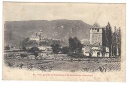 31 Vue Générale De Valcabreze Et  St Saint Bertrand De Comminges - France