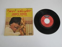 Henri Salvador - Juanita Banana / Caroline (196!) Rigolo - Humour, Cabaret