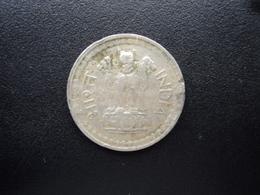 INDE : 50 PAISE  1976 (B)    KM 63    TB+ - India