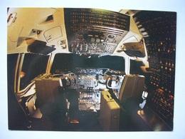 Avion / Airplane / JAL - Japan Airlines / Douglas DC10 / Cockpit / Airline Issue - 1946-....: Modern Era