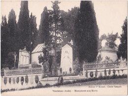 11. VENTENAC. Monument Aux Morts - Altri Comuni