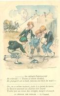 Illustration Signée Poulbot  - La Legende Des Siècles - Le Crapaud         W345 - Poulbot, F.