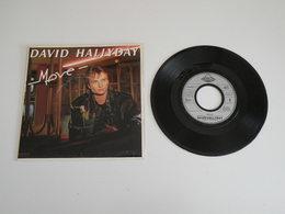 Davis Hallyday - Move / Y A Seen One Y A Seen Em All (1988)- Scotti Bros - Rock