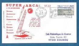 1973 KOUROU GUYANE FRANCAISE SUPER ARCA SPACE SPAZIO - Europe