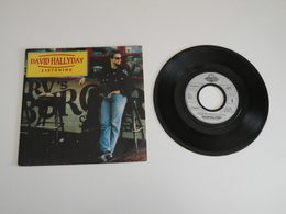 Davis Hallyday - Listening Remix / Mad Mad Word (1988)- Scotti Bros - Rock