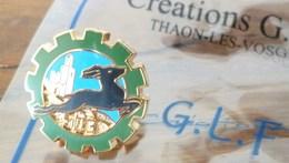 INSIGNE PIN'S 503° RT REGIMENT DU TRAIN - Créations GLF - Armée De Terre