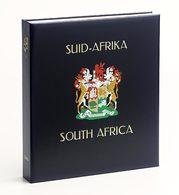Davo Luxe Postzegelalbum Zuid-Afrika R III Republiek 2007-2015 - Bindwerk Met Pagina's