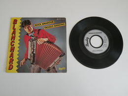 Gérard Blanchard - Rock Amadour / Troglo Dancing (1981)- Barclay - Rock