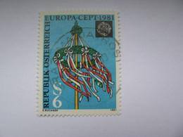 Österreich  1671  O - 1981-90 Used