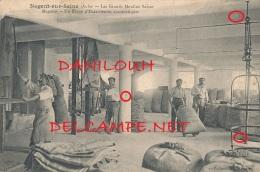 10 // NOGENT SUR SEINE   Les Grand Moulins SASSOT, Magasins, Ensacherie Automatique  ** - Nogent-sur-Seine