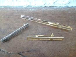 Lot De Barres Supports Pour Médailles Miniatures - Militaria