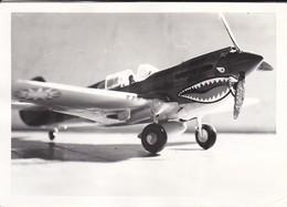 PHOTO----AVIATION--( Maquette D'avion Jouet )--voir  2 Scans - Aviation
