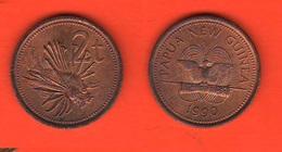 Papua Nuova Guinea 1987 2 Toea - Guinea