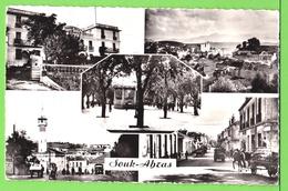 ALGERIE / SOUK AHRAS / MULTIVUE. ..... Carte écrite En 1964 ( 54 Ans ) - Souk Ahras