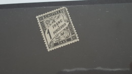 LOT 398188 TIMBRE DE FRANCE NEUF(*) N° 22 VALEUR 1450 EUROS - Postage Due