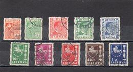 LITUANIE 1936-9 O - Lituania