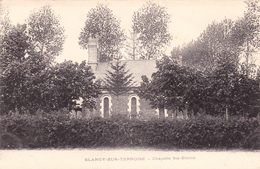 62  BLANGY SUR TERNOISE  - Chapelle Sainte Emme  - CPA  N/B 9,5x14 BE Neuve - Altri Comuni