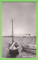 DJIBOUTI / LA RADE. ..... Carte écrite En 1954 ( 64 Ans ) - Dschibuti