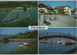 Portalban FR Au Bord Du Lac De Neuchatel, Am Neuenburgersee - FR Freiburg