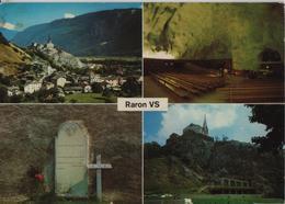 Raron VS - Felsenkirche, Rilkegrab, Burgkirche - Photo: Klopfenstein - VS Valais