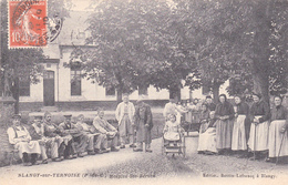 62  BLANGY SUR TERNOISE  - Hospice Ste Berthe - Les Pensionnaires  - CPA  N/B 9,5x14 TBE - Altri Comuni
