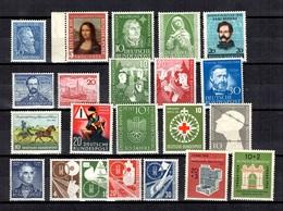 Allemagne/RFA Belle Collection Neufs ** MNH 1951/1953. Bonnes Valeurs. TB. A Saisir! - Neufs