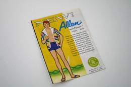 "Barbie Accesoires '50-'60 -  Leaflet ""NEW ALAN / SKIPPER"" - 1963 - 6 Pages - Original Vintage Barbie - Ken - - Barbie"
