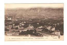 CPA 07 PRIVAS Panorama Côté Sud Asile Sainte Marie - Privas