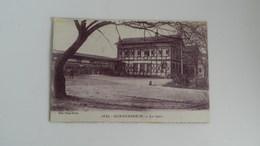Cp Germersheim  La Gare - Germersheim