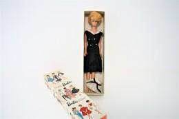Barbie Accesoires '50-'60 - BUBBLE CUT BARBIE, Blonde Hair - 1962 + Original Box - Original Vintage Outfit 934 - Ken - - Barbie