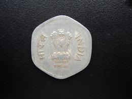 INDE : 20 PAISE  1985 (H)  KM 44    TTB - Inde