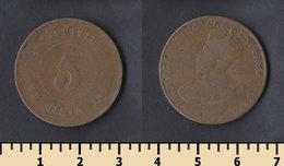 Mauritius 5 Cents 1922 - Mauritius