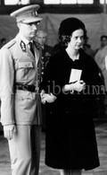 Photo Card / ROYALTY / Belgique / België / Koning Boudewijn / Koningin Fabiola / Melsbroek / 1963 - Steenokkerzeel