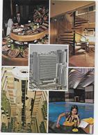 Brasil - S. Paulo - Hotel  Maksoud Plaza - Fachada E Interiores Do Hotel. - Copacabana