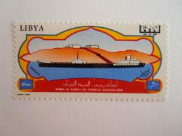 Libië Libye Libya 1967 Inauguration Du Terminus De L'oléoduc Yv 300 MNH ** - Libië