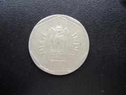 INDE : 1 RUPEE  1984 (C)  KM 79.1    TTB - Inde