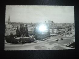 CP NANTES Vue Panoramique TP ALGER 0,15 OBL.MEC.6-4 1961 NANTES GARE LOIRE ATLANTIQUE (44) - Nantes