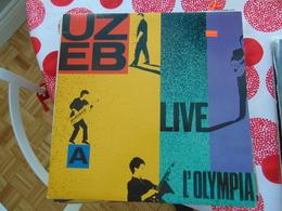 UZEB Live A L'Olympia - Jazz
